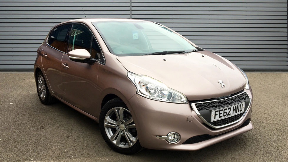 Used Peugeot 208 Hatchback 1.4 VTi Allure 5dr