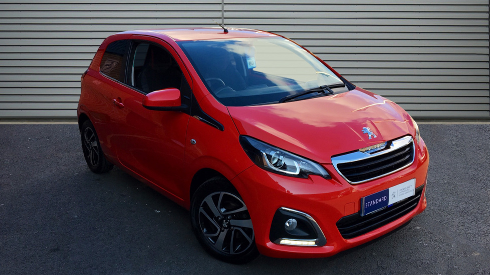 Used Peugeot 108 Hatchback 1.2 VTi PureTech Allure 3dr