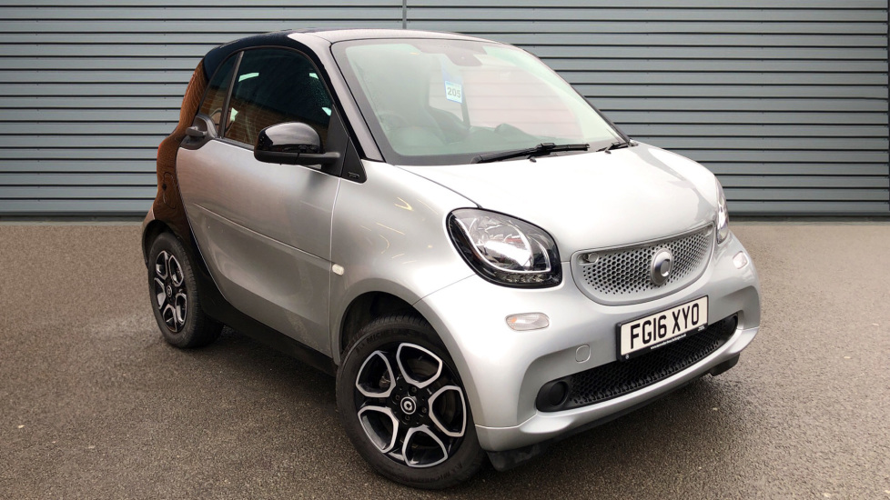 Used Smart FORTWO Coupe 1.0 Prime (s/s) 2dr
