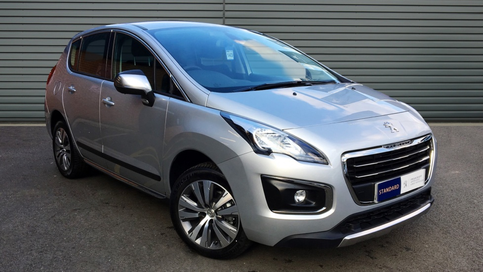 Used Peugeot 3008 Hatchback 1.6 BlueHDi Active Auto 5dr (start/stop)