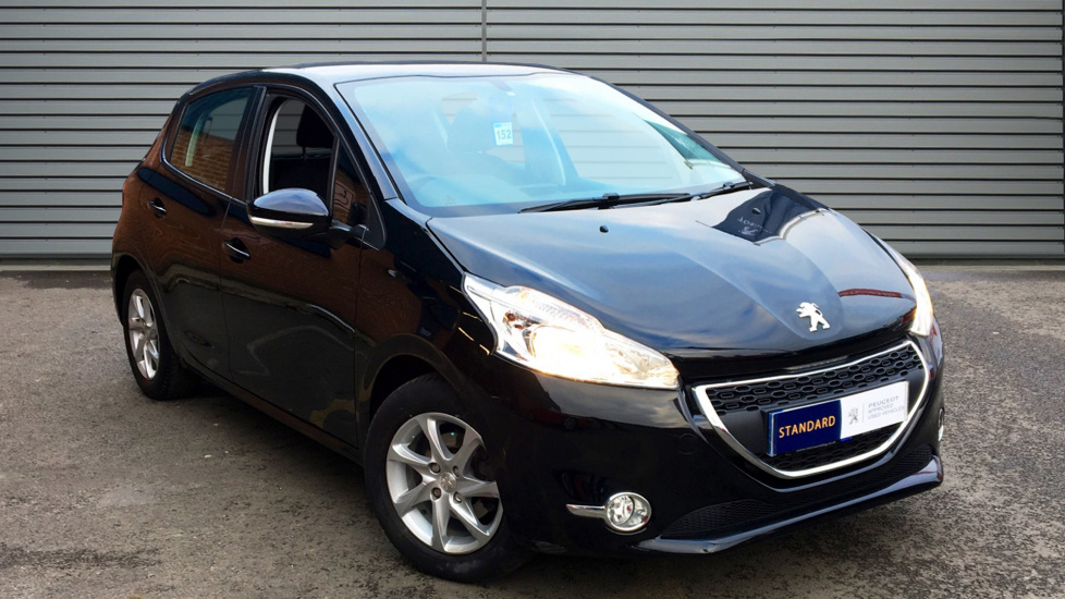 Used Peugeot 208 Hatchback 1.2 VTi Active 5dr