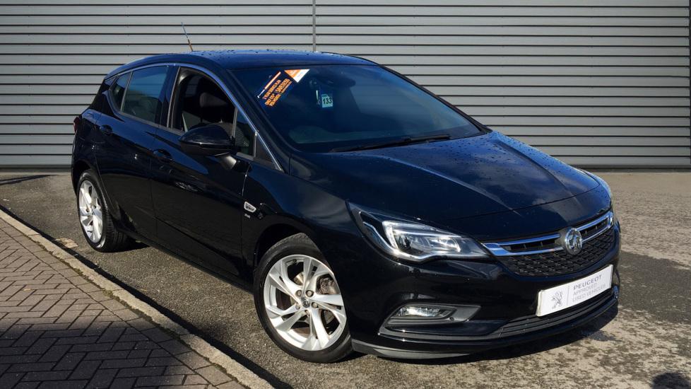 Used Vauxhall ASTRA Hatchback 1.4 i SRi 5dr
