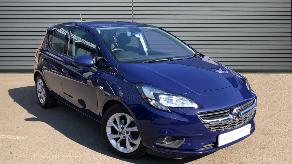 Used Vauxhall CORSA Hatchback 1.4 i ecoFLEX Energy 5dr