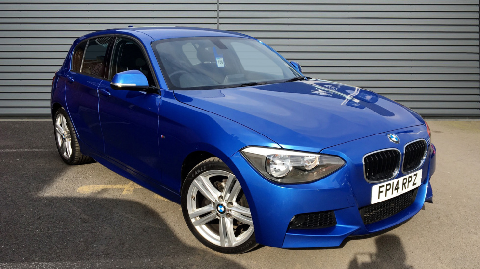 Used BMW 1 SERIES Hatchback 1.6 116i M Sport Sports Hatch (s/s) 5dr