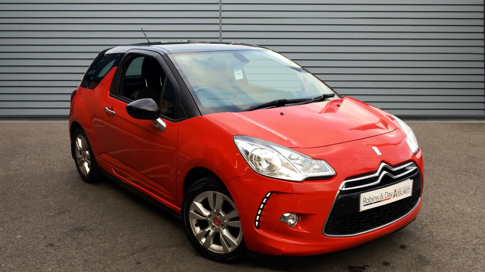 Used Citroen DS3 Hatchback 1.6 HDi DStyle 3dr