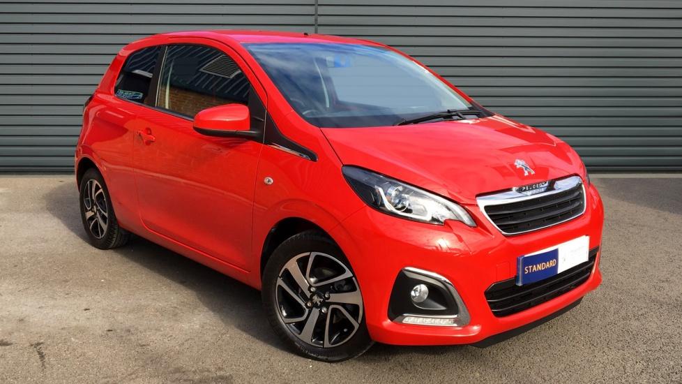 Used Peugeot 108 Hatchback 1.2 PureTech Allure 3dr
