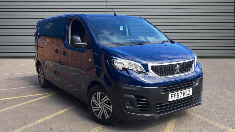 Used Peugeot EXPERT Combi Van 2.0 BlueHDi (EU6) Professional Standard 1400 Crewcab Van 5dr