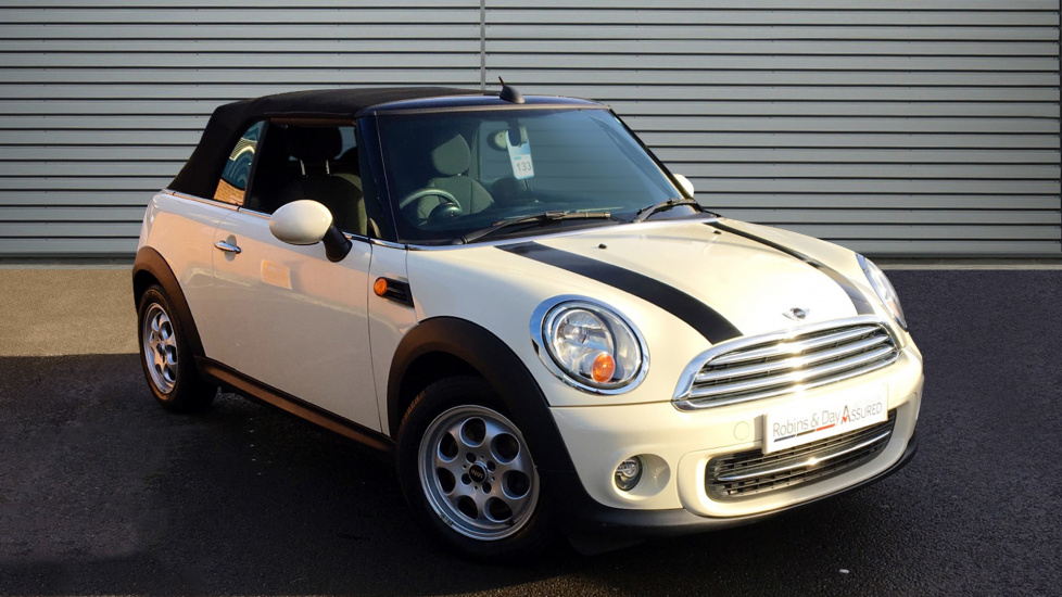 Used Mini CONVERTIBLE Convertible 1.6 Cooper 2dr