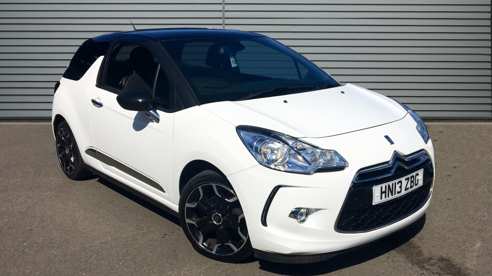 Used Citroen DS 3 Hatchback 1.6 e-HDi Airdream DStyle Plus 3dr