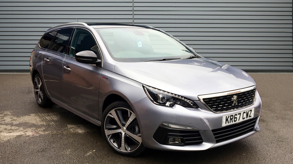 Used Peugeot 308 SW Estate 1.6 BlueHDi GT Line (s/s) 5dr