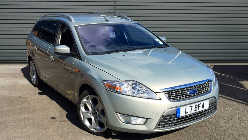 Used Ford MONDEO Estate 2.0 EcoBoost Titanium X Powershift 5dr