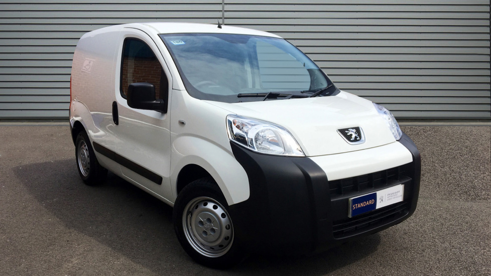 Used Peugeot BIPPER Panel Van