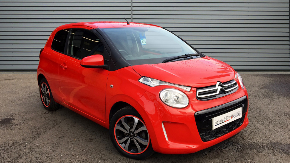 Used Citroen C1 Hatchback 1.2 PureTech Flair 3dr