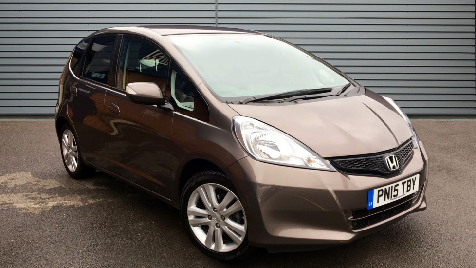 Used Honda JAZZ Hatchback 1.4 i-VTEC ES Plus CVT 5dr