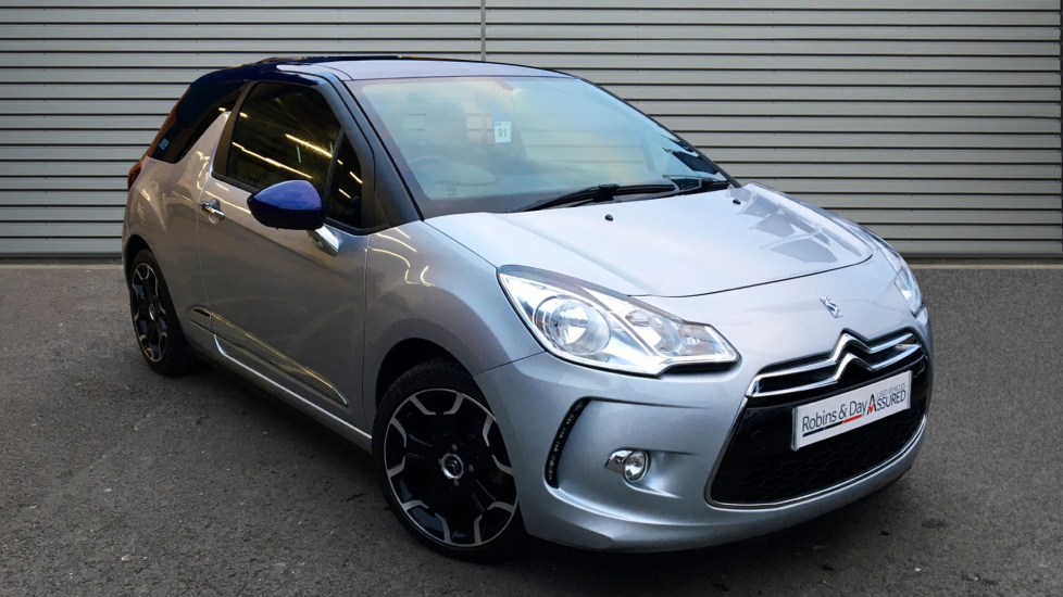 Used Citroen DS3 Hatchback 1.6 e-HDi Airdream DSport 3dr
