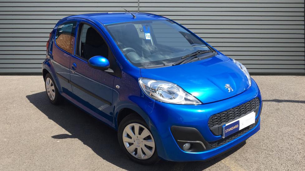 Used Peugeot 107 Hatchback 1.0 12v Active 5dr