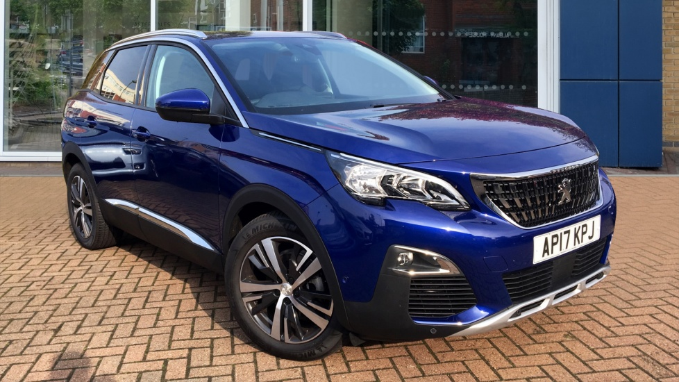 Used Peugeot 3008 SUV SUV 1.6 BlueHDi Allure 5dr (start/stop)
