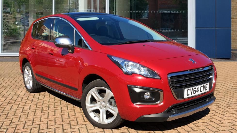 Used Peugeot 3008 SUV 1.6 HDi FAP Allure SUV 5dr