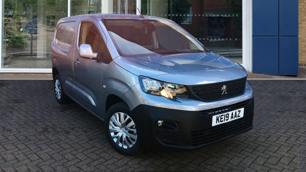 Used Peugeot PARTNER Panel Van 1.6 BlueHDi 1000 Professional 4dr
