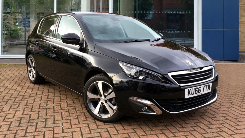 Used Peugeot 308 Hatchback 1.2 PureTech Allure EAT6 5dr (start/stop)