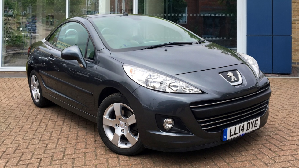 Used Peugeot 207 CC Convertible 1.6 HDi FAP Active 2dr