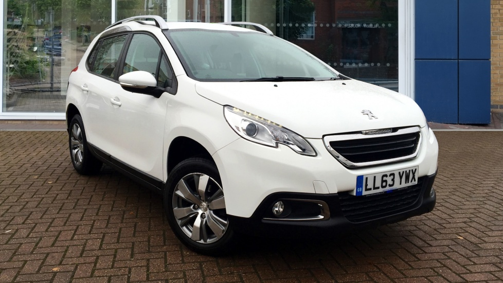 Used Peugeot 2008 SUV 1.2 VTi Active 5dr