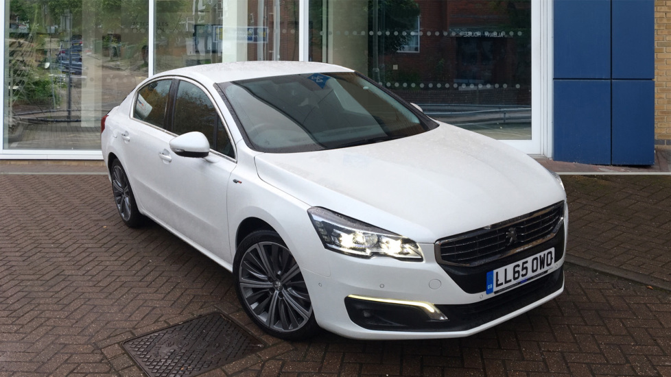 Used Peugeot 508 Saloon 2.0 BlueHDi GT Auto (s/s) 4dr