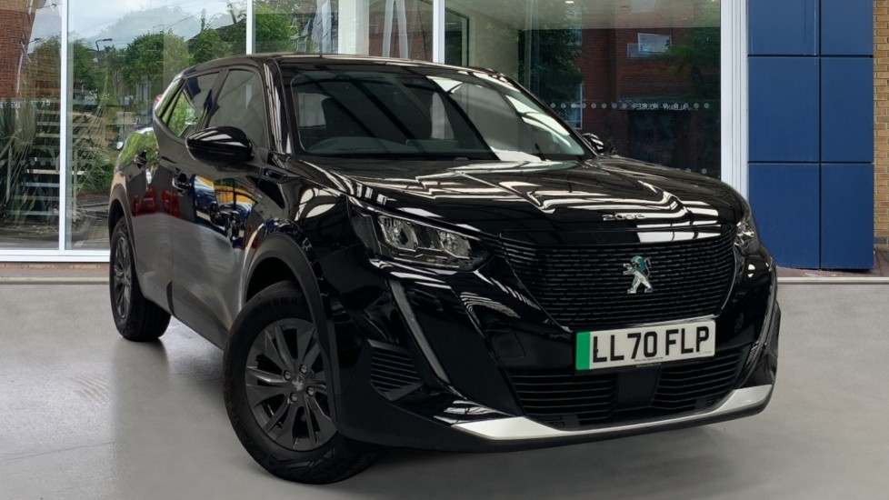Used Peugeot e-2008 SUV 50kWh Active Auto 5dr