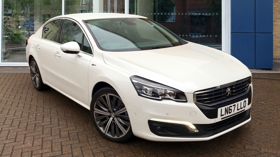 Used Peugeot 508 Saloon 2.0 BlueHDi GT 4dr (start/stop)