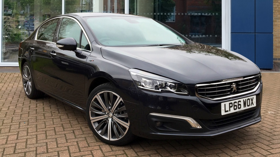 Used Peugeot 508 Saloon 2.0 BlueHDi GT Auto 4dr (start/stop)