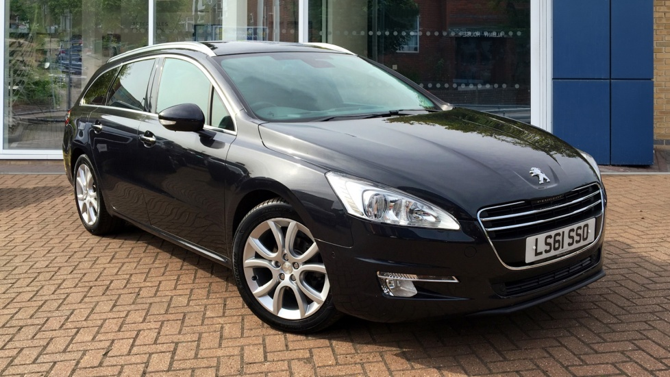 Used Peugeot 508 SW Estate 2.0 HDi FAP Allure 5dr