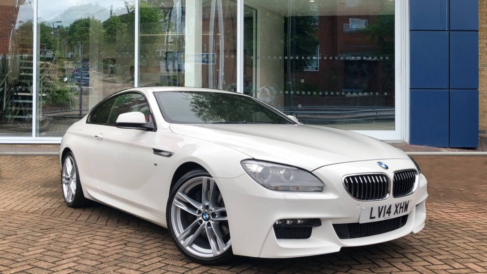Used BMW 6 Series Coupe 3.0 640d M Sport 2dr