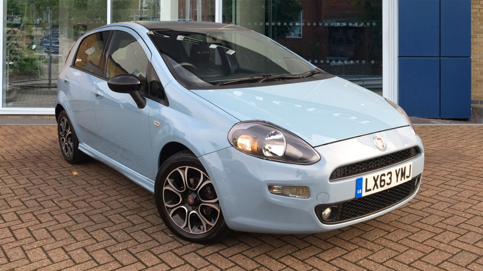 Used Fiat Punto Hatchback 1.4 MultiAir Sporting (s/s) 5dr