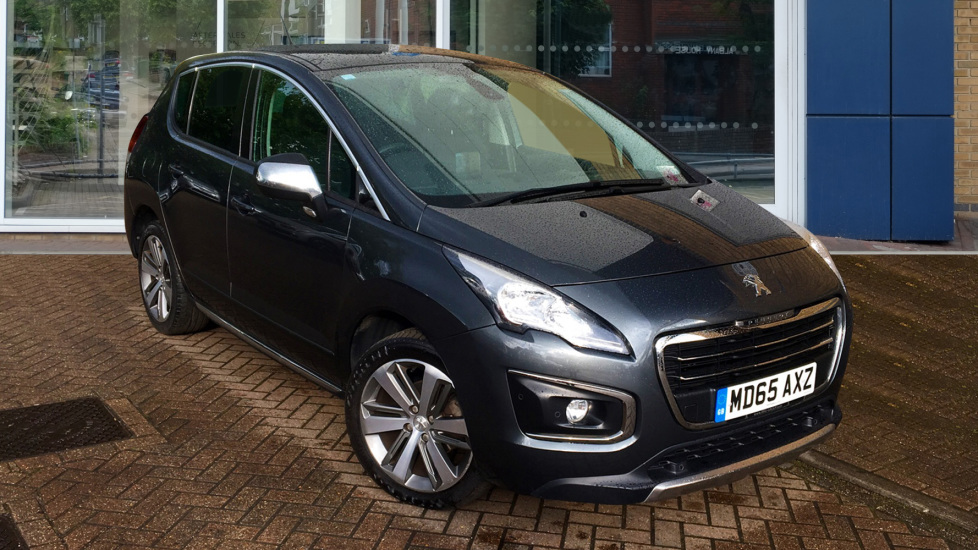 Used Peugeot 3008 SUV 1.6 BlueHDi Allure (s/s) 5dr
