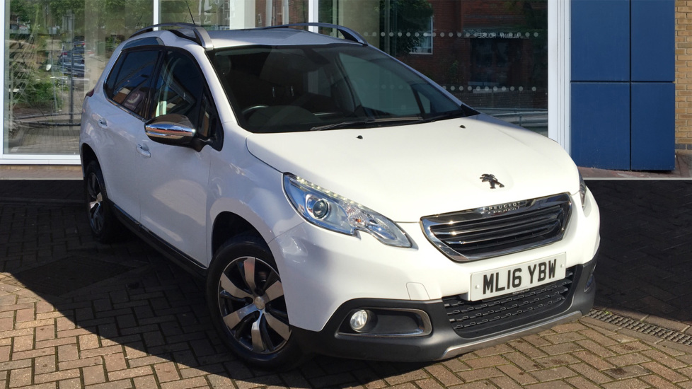 Used Peugeot 2008 SUV 1.6 BlueHDi Allure 5dr
