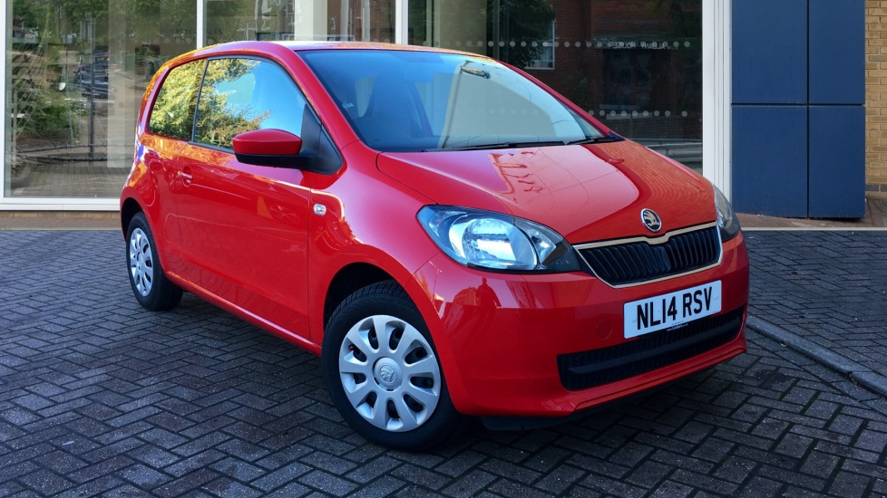 Used Skoda CITIGO Hatchback 1.0 MPI SE 3dr
