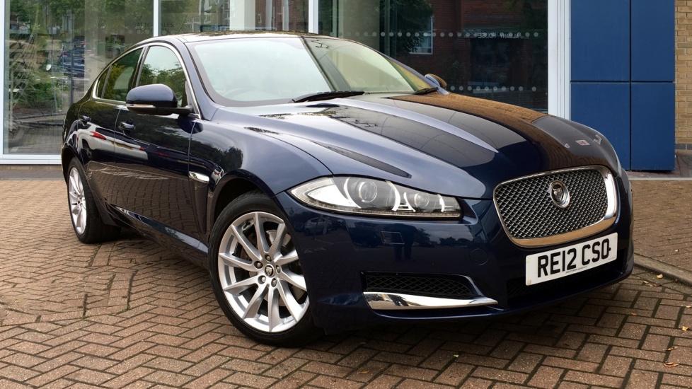 Used Jaguar XF Saloon 2.2 TD Premium Luxury 4dr