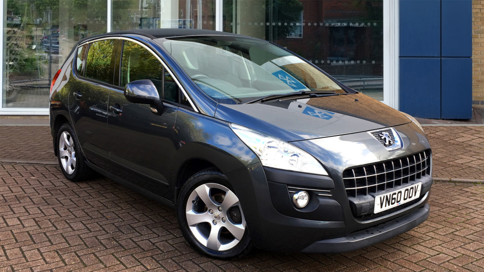 Used Peugeot 3008 SUV 1.6 HDi FAP Sport 5dr