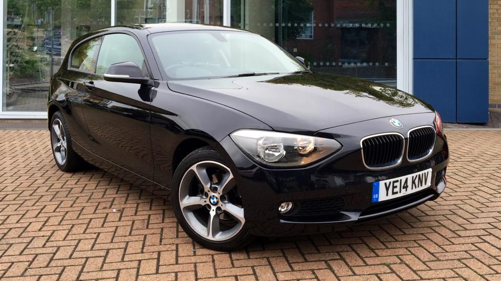 Used BMW 1 SERIES Hatchback 2.0 118d SE Sports Hatch 3dr (start/stop)