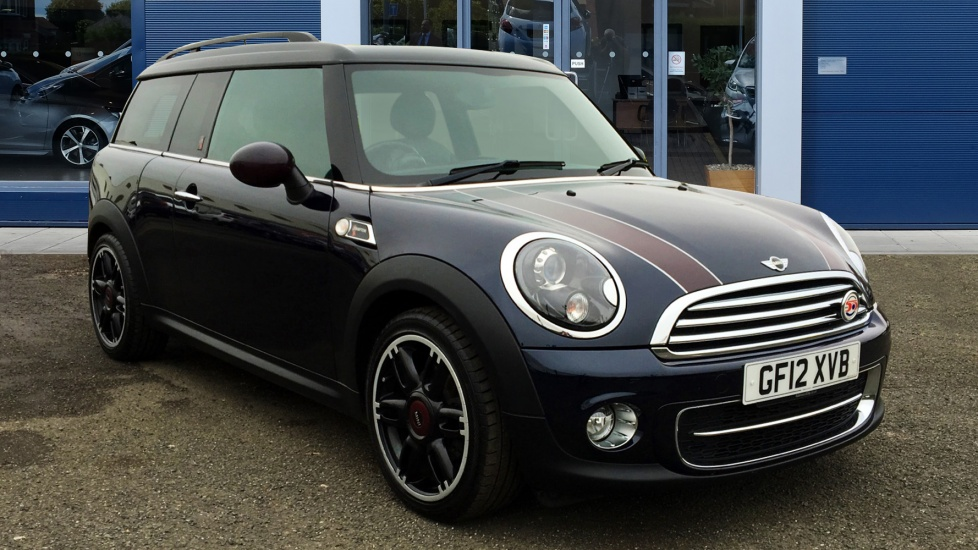 Used Mini CLUBMAN Estate 1.6 Cooper D Hampton 4dr