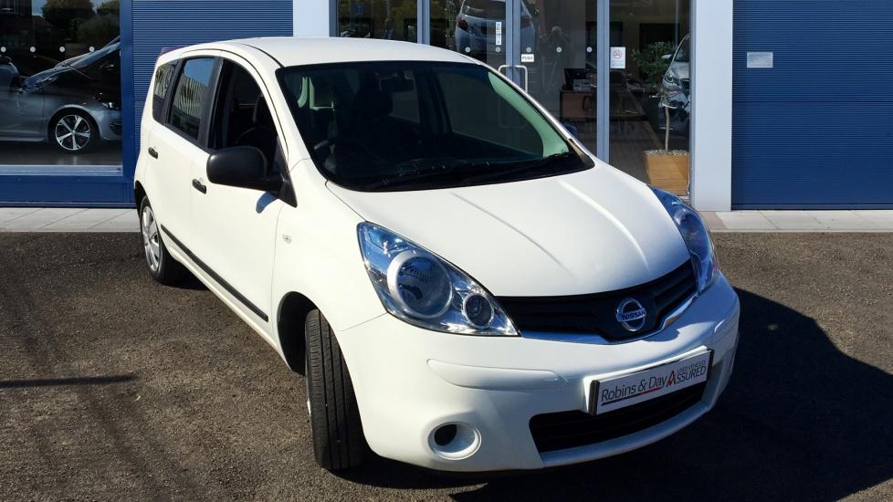 Used Nissan NOTE Hatchback 1.4 16v Visia 5dr