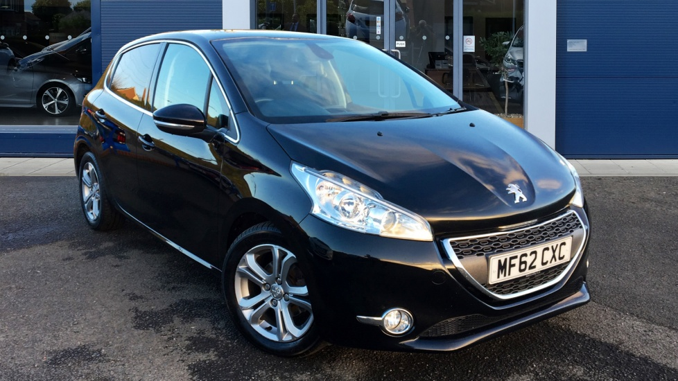 Used Peugeot 208 Hatchback 1.6 e-HDi FAP Allure 5dr (start/stop)