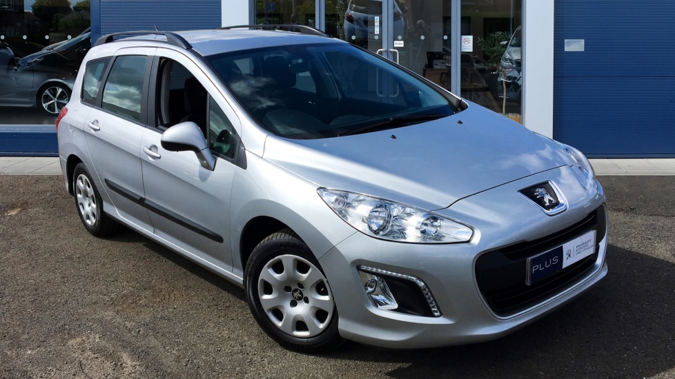 Used Peugeot 308 SW Estate 1.6 HDi FAP Access 5dr
