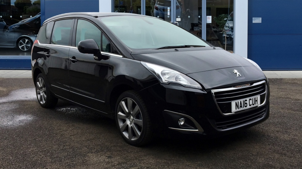Used Peugeot 5008 MPV 2.0 BlueHDi Allure 5dr (start/stop)