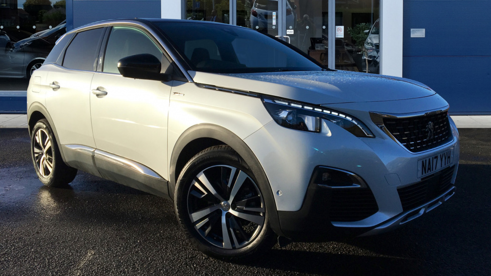 Used Peugeot 3008 SUV SUV 1.6 BlueHDi GT Line 5dr (start/stop)