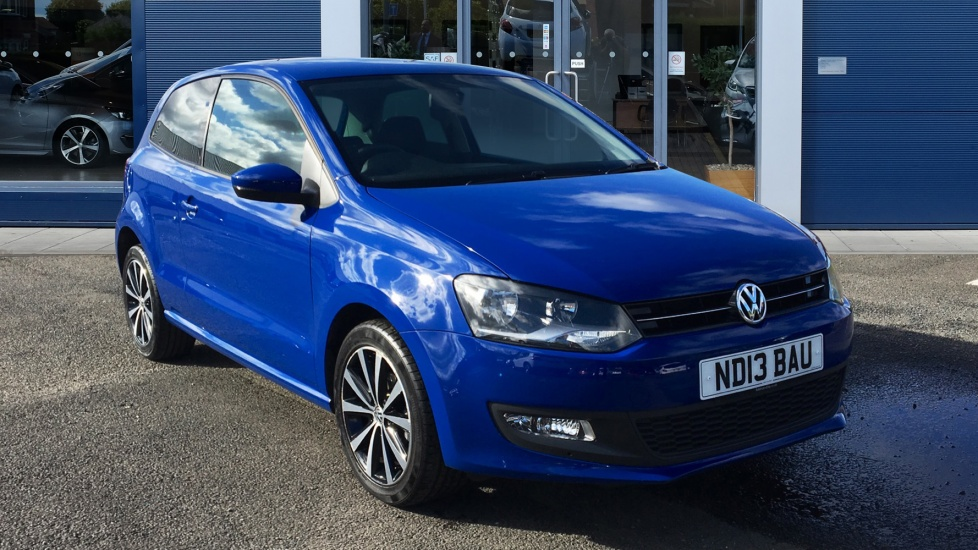 Used Volkswagen POLO Hatchback 1.2 Match Edition 3dr