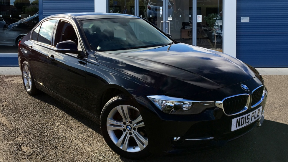 Used BMW 3 SERIES Saloon 2.0 318d Sport 4dr (start/stop)