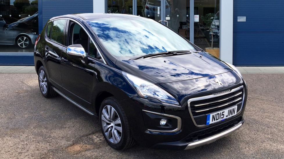 Used Peugeot 3008 SUV 1.6 HDi Active SUV 5dr