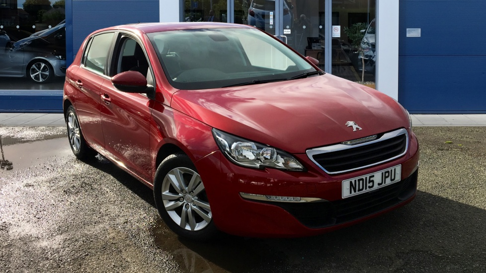Used Peugeot 308 Hatchback 1.6 e-HDi Active 5dr (start/stop)