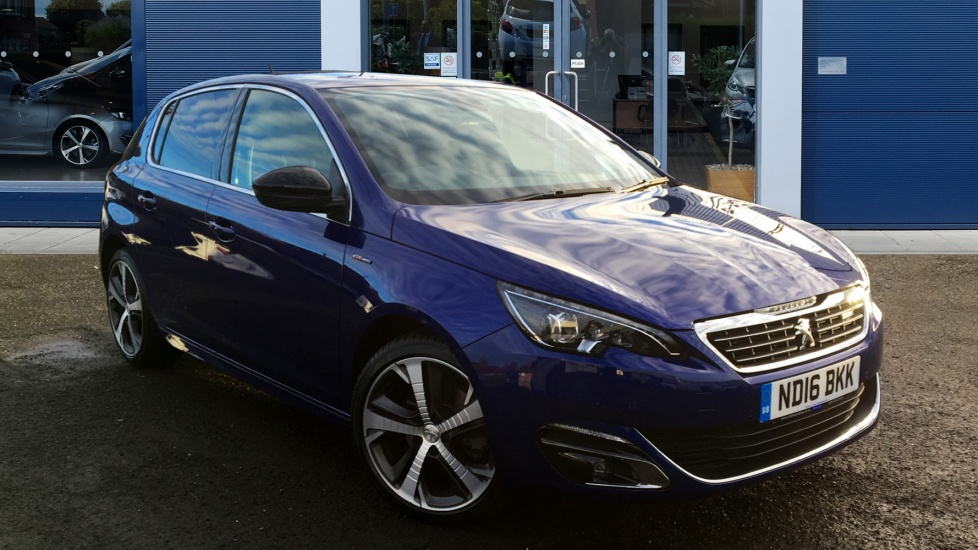 Used Peugeot 308 Hatchback 2.0 BlueHDi GT Line 5dr (start/stop)